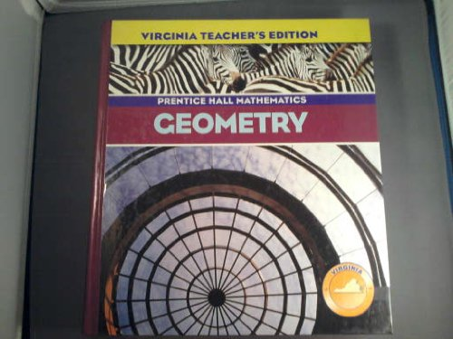 9780131314405: Geometry (Mathematics, Virginia)