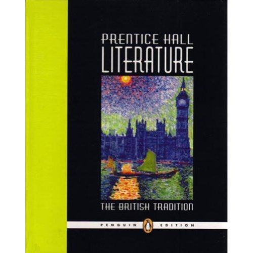 9780131317208: Prentice Hall Literature: The British Tradition, Penguin Edition