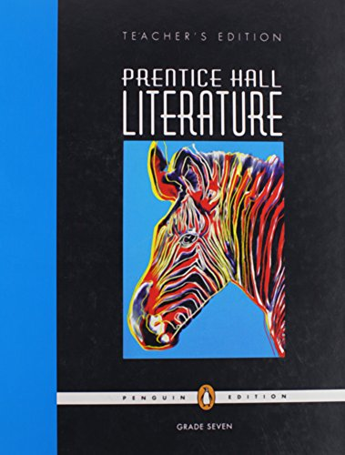 9780131317536: Prentice Hall Literature, Teacher's Edition, Grade 7