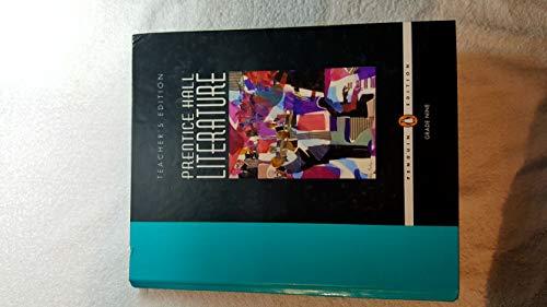 Prentice Hall Literature (Teacher's Edition) Penguin Edition: Kate Kinsella