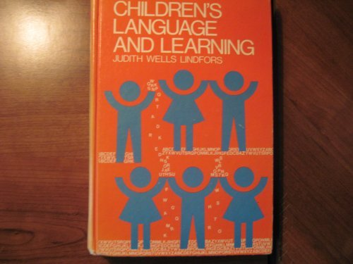 9780131319530: Children's language and learning