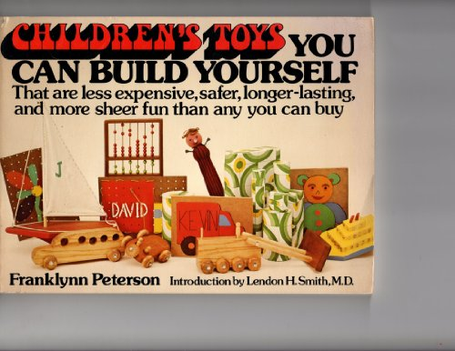 9780131325067: Children's Toys You Can Make Yourself