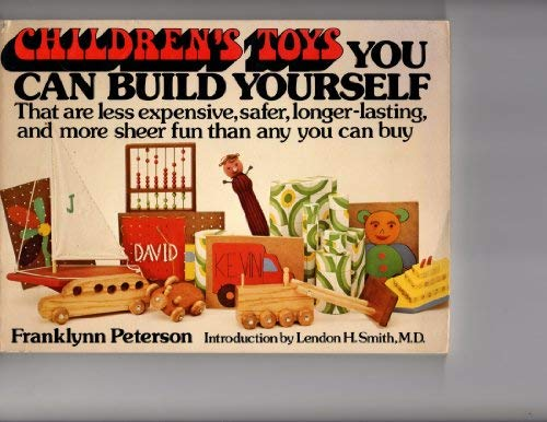 9780131325067: Children's toys you can build yourself