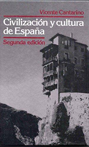 9780131328532: Civiliz Y Cult De Espan Cantarino