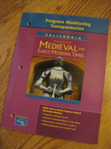 9780131331945: Progress Monitoring Transparencies Prentice Hall World History