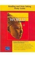 9780131333451: PRENTICE HALL WORLD HISTORY READING AND NOTE TAKING STUDY GUIDE SURVEY 2007