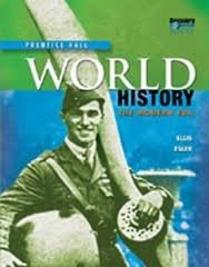 9780131333499: World History: The Modern World (Reading and Note Taking Study Guide)