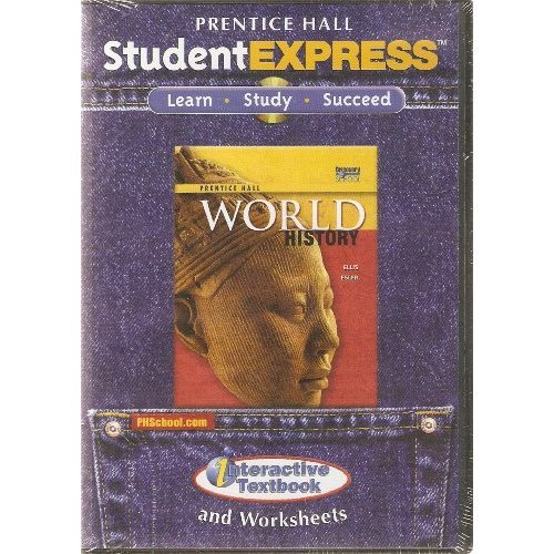 9780131333833: StudentExpress: Interactive Textbook and Worksheets