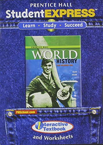 Prentice Hall Student Express World History: The: HALL, PRENTICE