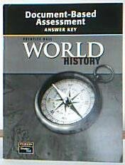 9780131334076: World History Document-Based Assessment Answer Key