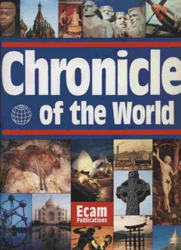 9780131334632: Chronicle of the World