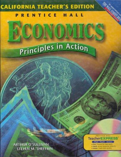 9780131334847: Title: Economics Principles in Action Teachers Edition