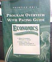 Prentice Hall Economics Principles In Action (Program: anom