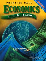 9780131335028: ECONOMICS: PRINCIPLES IN ACTION STUDENT EXPRESS 2007