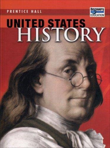 9780131336544: United States History Survey Student Edition 2008c