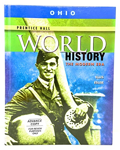 9780131336988: Prentice Hall World History - Ohio Edition - Ohio Student Edition (The Modern Era)