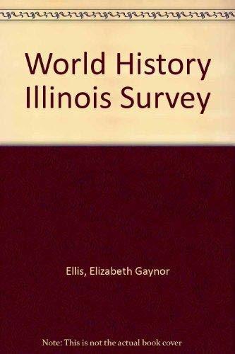 9780131337084: Prentice Hall World History: Illinois