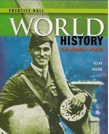 9780131337107: WORLD HISTORY THE MODERN ERA (NEW JERSEY)