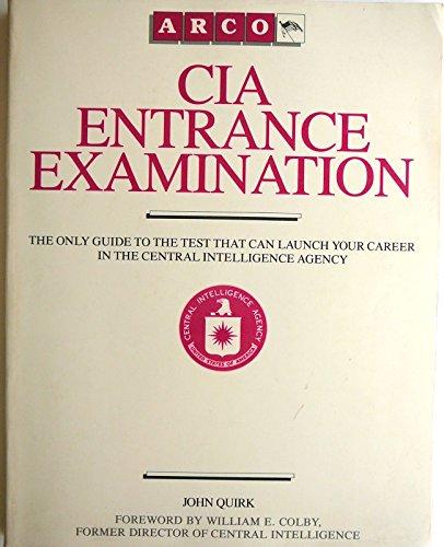 9780131338517: CIA Entrance Examination