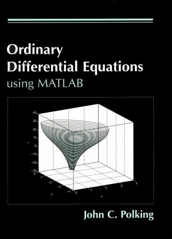 9780131339446: MATLAB Manual, Ordinary Differential Equations (MATLAB Curriculum Series)