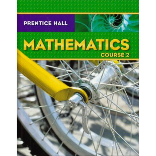 9780131339927: Prentice Hall Math Course 2 Student Edition