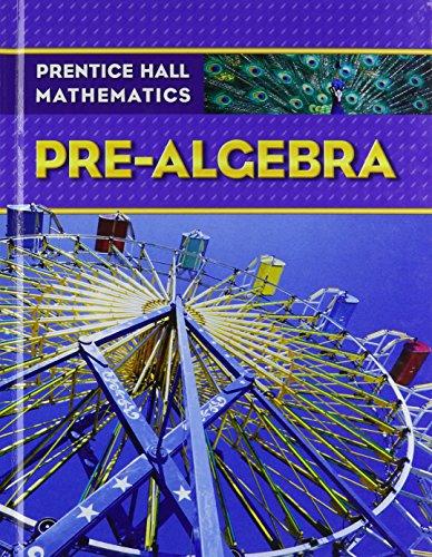 Pre-Algebra: Randall I. Charles,