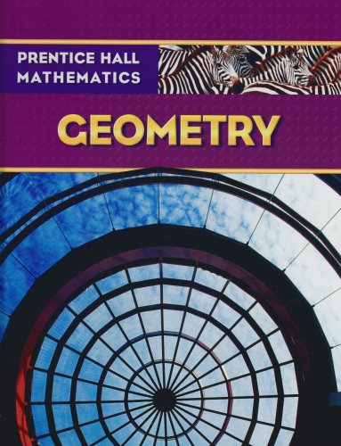 9780131339972: Prentice Hall Math 2007 Student Edition Geometry