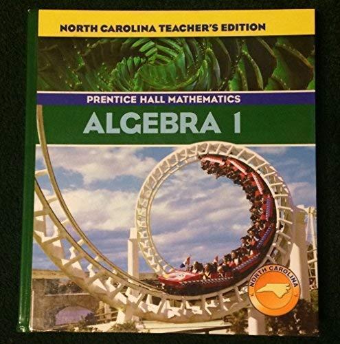 9780131340046: Prentice Hall Mathematics: Algebra 1, Teacher's Edition