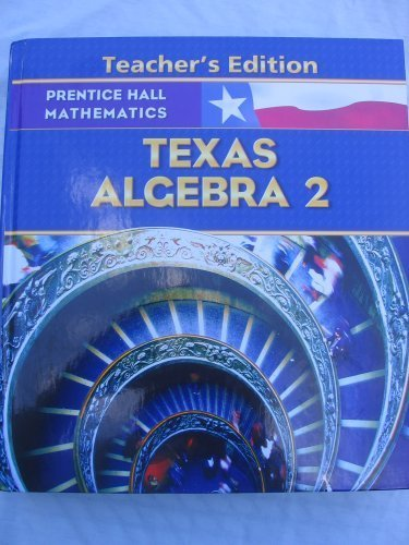 9780131340152: ALGEBRA 2 (TX TE)