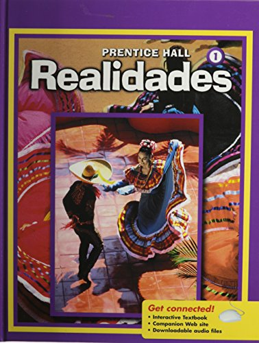 9780131340916: Prentice Hall Spanish Realidades Level 1 Student Edition 2008c