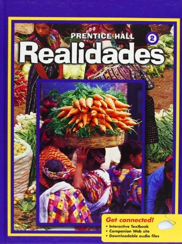 PRENTICE HALL SPANISH REALIDADES LEVEL 2 STUDENT