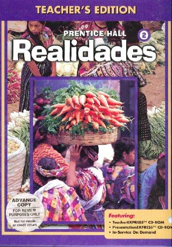 Realidades Level 2 Teacher's Edition: Met, Sayers Palo