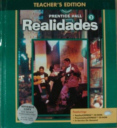 9780131341005: Realidades 3 Teacher's Edition 2008 Edition