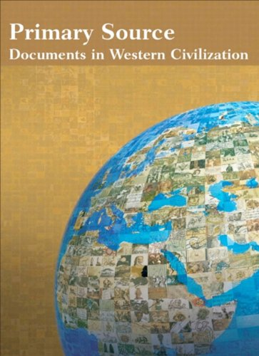 9780131344075: Prentice Hall Primary Source: Documents in Western Civilization DVD