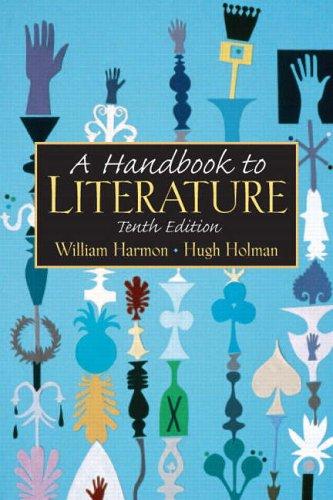 9780131344426: A Handbook to Literature