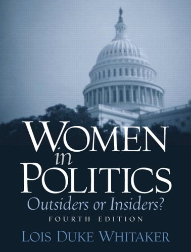 9780131345041: Women in Politics: Outsiders or Insiders? (4th Edition)