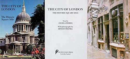 9780131345119: The City of London: The historic square mile