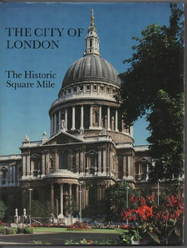 9780131345294: The City of London: The historic square mile