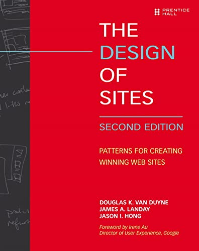 9780131345553: The Design of Sites: Patterns for Creating Winning Websites