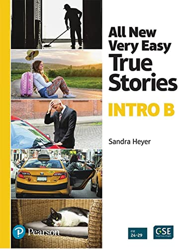 9780131345560: All New Very Easy True Stories: A Picture-Based First Reader