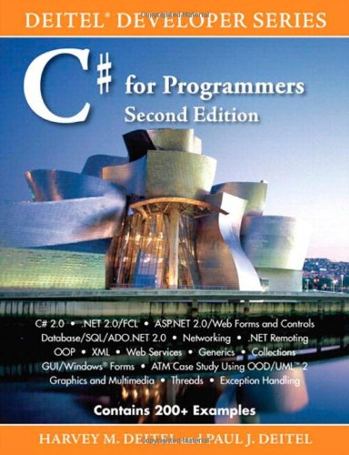9780131345911: C# for Programmers (2nd Edition)