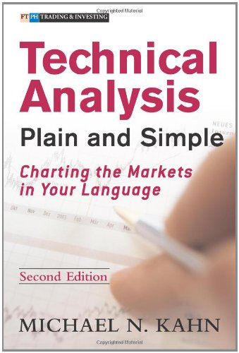 9780131345973: Technical Analysis Plain and Simple: Charting the Markets in Your Language (2nd Edition)