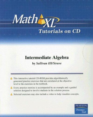 9780131346062: Intermediate Algebra (Math XL)