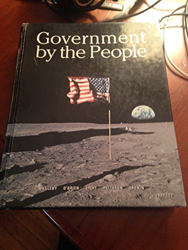 Government by the People: David B. Magleby,