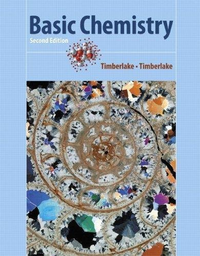 9780131346857: Basic Chemistry