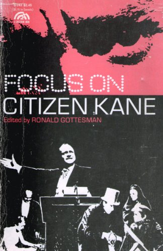 Focus On Citizen Kane: Richard Saferstein