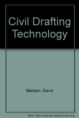 Civil Drafting Technology (0131348906) by David Madsen; Terence M. Shumaker
