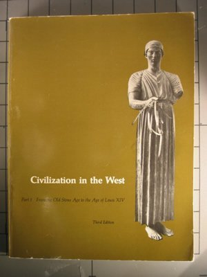 9780131349810: Civilization in the West