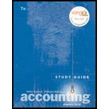 9780131351738: Accounting Chapters 12-25, 7th edition (STUDY GUIDE)
