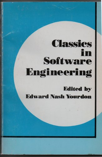 9780131351790: Classics in Software Engineering